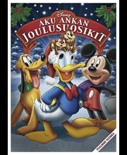 Dvd Aku Ankka Joulusuosi