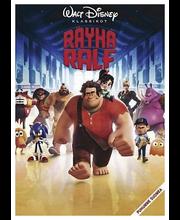 Dvd Räyhä-Ralf