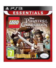PS3 Essentials Lego Pirates of the Caribbean