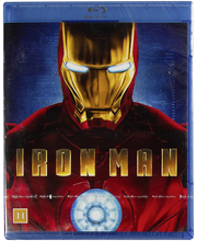 Bd Iron Man 1