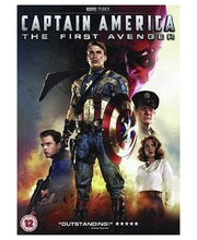 Bd Captain America Firs