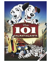 Dvd 101 Dalmatialaista