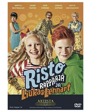 Dvd Risto Räppääjä Liuka