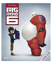 Bd Big Hero 6