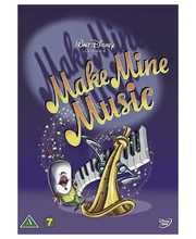 Dvd Make Mine Music