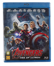 Bd Avengers Age Of Ultr