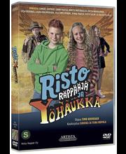 Dvd Risto Räppääjä Yöhau