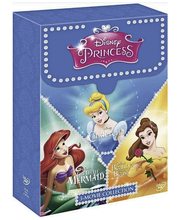 Dvd Dream Big Princess B