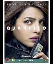 Dvd Quantico 1 Kausi