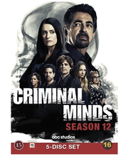 Dvd Criminal Minds12kau