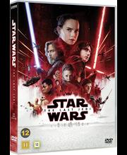 DVD Star Wars the Last Jedi