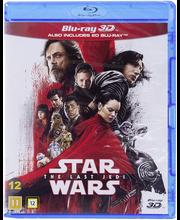 3D Star Wars The Last J