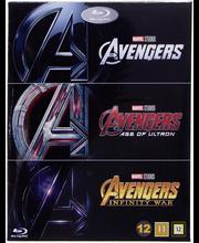 Bd Avengers 1-3 Box