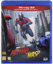 3D Ant-Man And The Wasp