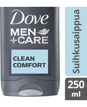 Dove 250ml Men+Care Clean Comfort suihkusaippua