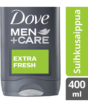 Dove Men+Care 400ml Extra Fresh suihkusaippua