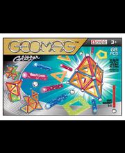 Geomag – Panels Glitter – 68 osaa