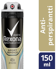 Rexona 150ml Sport Defence Limited Edition spray