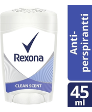 Rexona 45ml Maximum Protection clean scent deodorantti