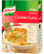 Knorr 321g Chicken Curry ateria-aines