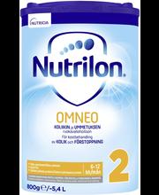 Nutrilon Omneo 2, 6-12kk
