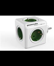 PowerCubeOriginal virtapistoke jakaja vihreä