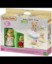 Sylvanian Families Vauvan kylpysetti