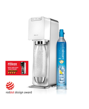 SodaStream Power hiilihapotuslaite, valkoinen