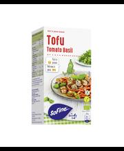 SoFine 250g tofu tomaatti-basilika luomu