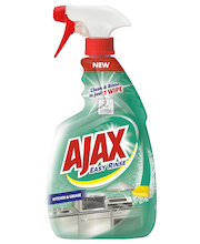 Ajax 500ml Kitchen Easy Rinse Spray