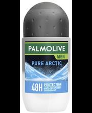 Palmolive Men Pure Arctic antiperspirantti roll-on 50ml