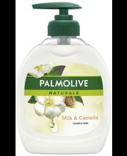 Palmolive Naturals 300ml Milk & Camellia nestesaippua