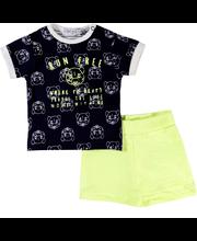 Vauvojen t-paita shortsit