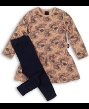 Koko Noko vauvojen tunika+leggings B32956