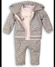 Dirkje vauvojen huppari+ housut+paita B32209
