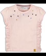 Dirkje lasten sivufrilla t-paita C34220