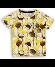KokoNoko lasten banaani t-paita  C34803