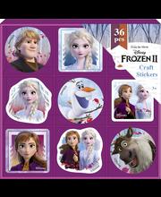 Frozen ii askartelutarrat