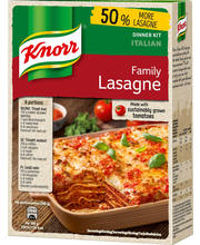 Knorr 363g Family Lasagne