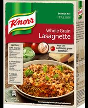 Knorr 270g Täysjyvä Lasagnette ateria-aines
