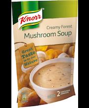 Knorr 570ml Metsäsienikeitto kantarellillä ja kirvelillä