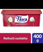 Flora 400g reilusti su...
