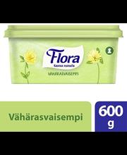 Flora 600g vähärasvaisempi margariini 40%