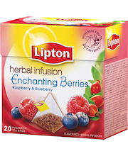 Lipton 20ps Enchanting Berries pyramidi yrttitee