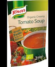 Knorr 570ml Luomu kermainen tomaattikeitto