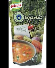 Knorr 570ml Luomu kirkas kasviskeitto
