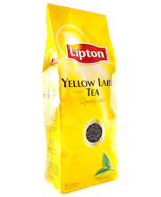 Lipton 500g Yellow Label musta tee