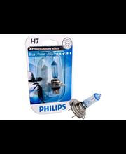 Autolamppu Philips Blue Vision 12972 H7 ultra
