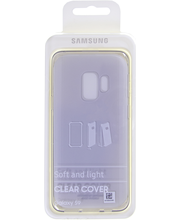 Samsung clear cover s9 transparent