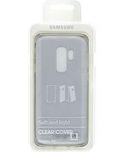 Samsung clear cover s9+ transparent